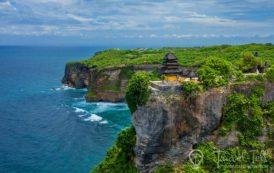 Бали — остров богов среди бушующего океана