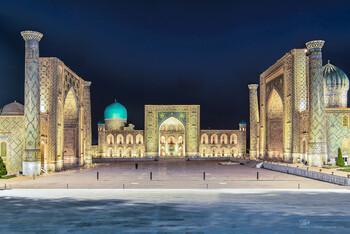 В 2018 году турпоток из РФ в Узбекистан вырос втрое