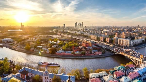 Москва вошла вТОП-10 городов мечты для туризма уиностранцев