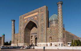 Узбекистан упростил въезд туристам ещё трёх стран