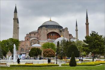 В Стамбуле планируют изменить статус собора Святой Софии