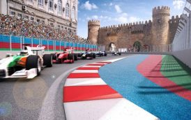 Баку принимает гонки Формулы 1 и обещает поразительную развлекательную программу для своих гостей