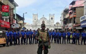 Взрывы прогремели в отелях и храмах Шри-Ланка: более 100 погибших
