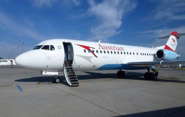 Austrian Airlines закроет рейс Вена - Краснодар