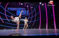Танцуют все 6 сезон - Юлия и Ольга Мосиенко. Кастинг Харьков