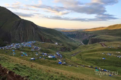 Урочище Джилы-Су. На высоте 2380 м