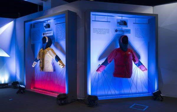 The North Face представляет материал FUTURELIGHT™, самую передовую технологию дышащего материала