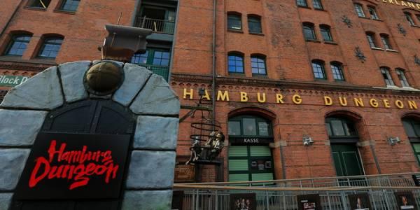 Hamburg Dungeon: когда от ужаса сладко замирает сердце