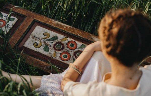 Настоящая алтайская роспись на выставке «Интурмаркет»