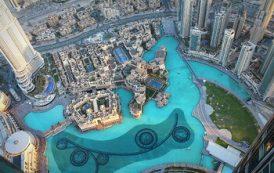 С начала года число туристов в Дубае вновь выросло
