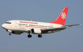 Грузинским авиакомпаниям запретят летать в РФ с 8 июля