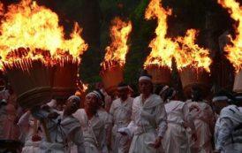 В Японии пройдёт праздник огня