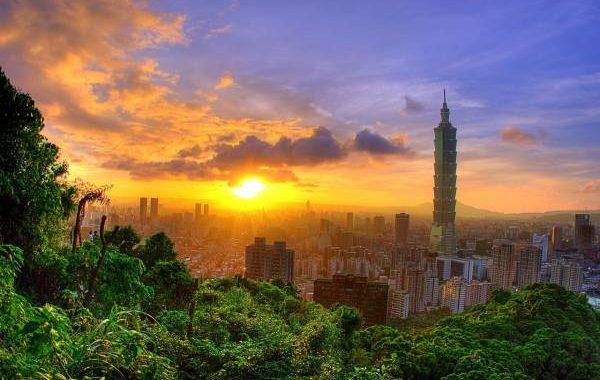 Турпоток изРоссии наТайвань увеличился вдвое