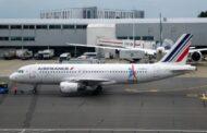 Air France постепенно сокращает число рейсов Париж - Москва